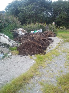 The poo heaps...and we're not finished yet!