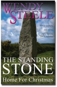 Standing Stone Home For Christmas Cover drop shadow