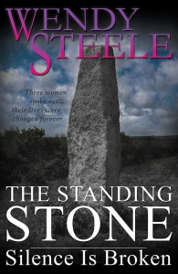 Standing Stone Silence Is Broken ebook cover proof