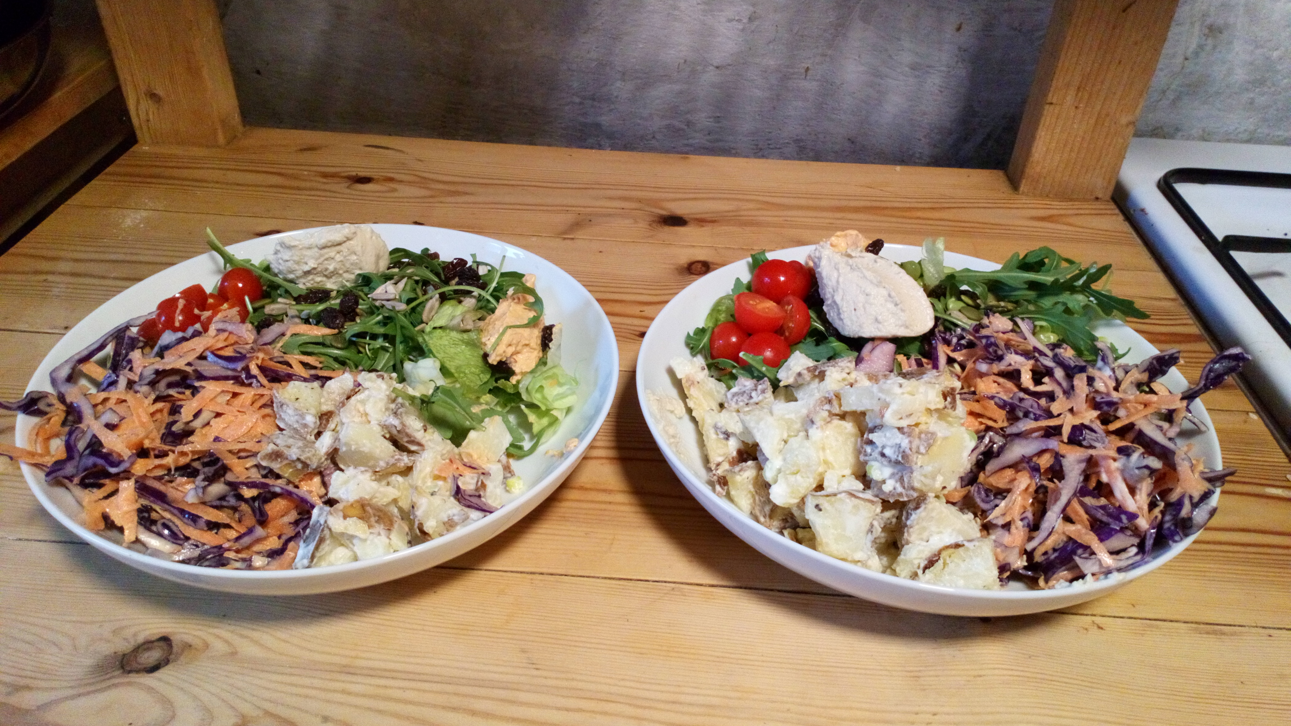 Life Begins At Fifty Healthy Life 5 High Carb Hannah And My Salad Bowl Wendy Steele